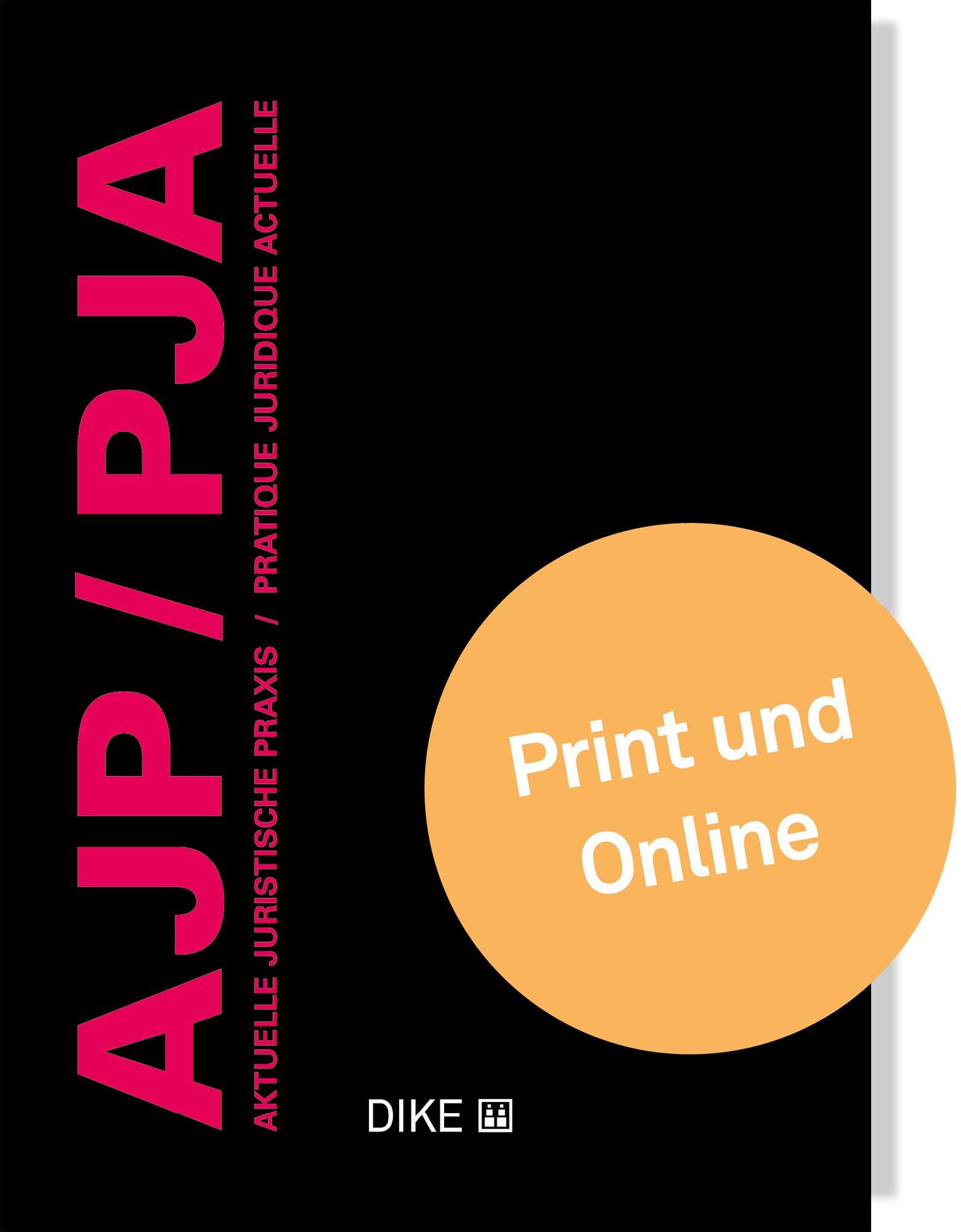 AJP/PJA - Print-Online Abonnement