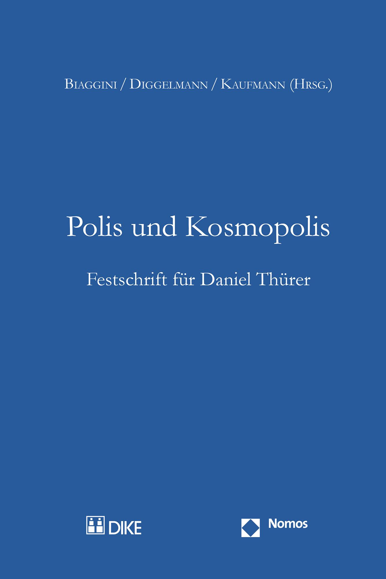 Polis und Kosmopolis