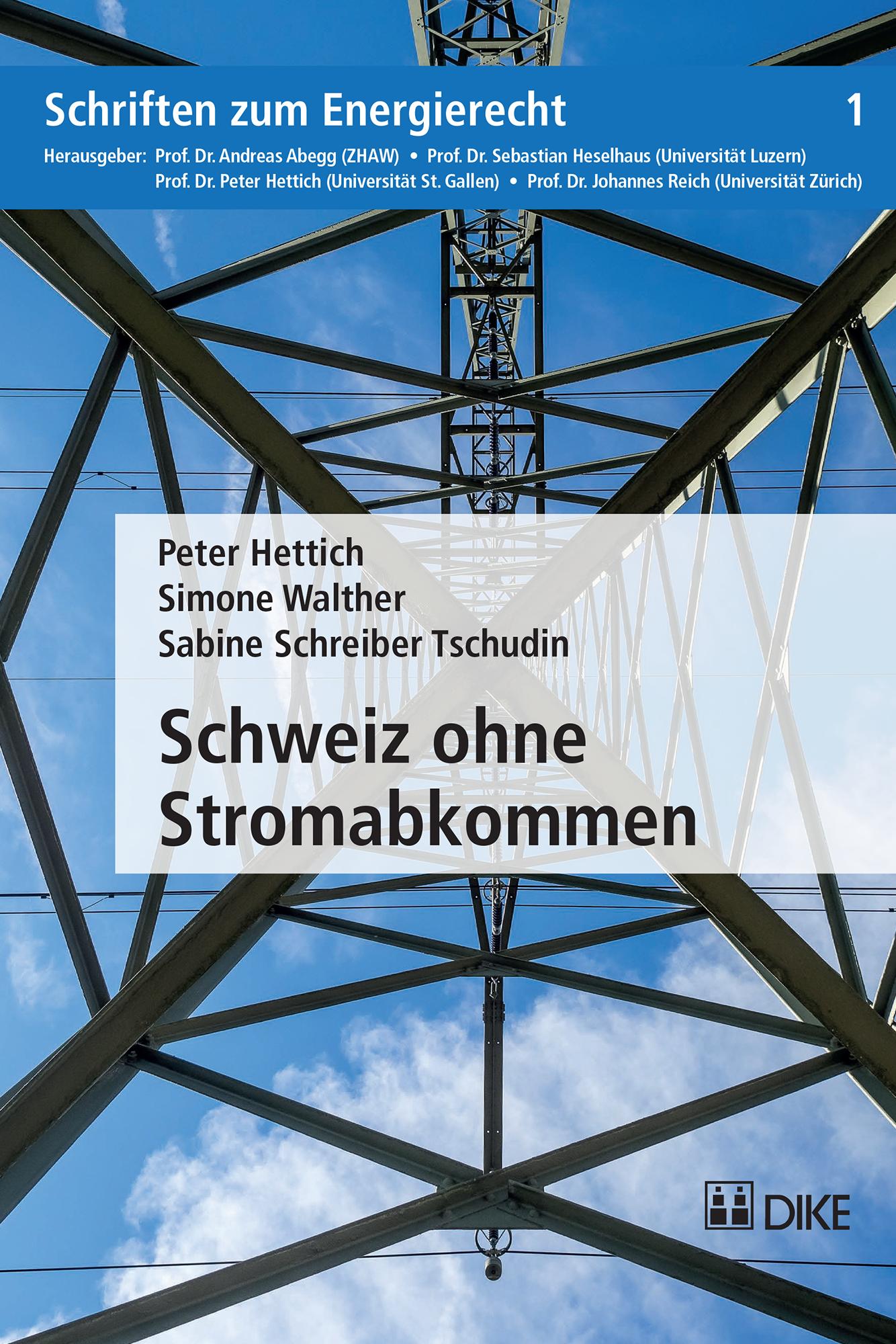 Schweiz ohne Stromabkommen