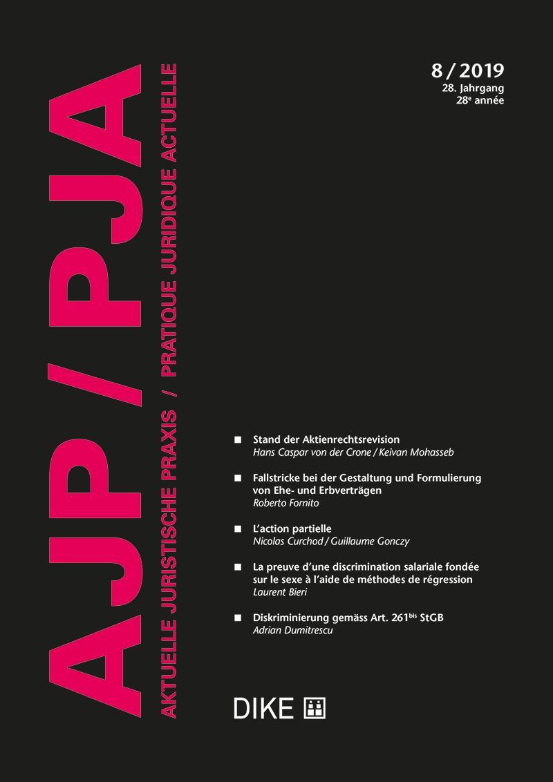 AJP/PJA 8/2019