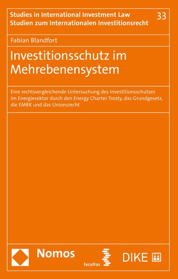 Investitionsschutz im Mehrebenensystem