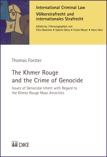 The Khmer Rouge and the Crime of Genocide