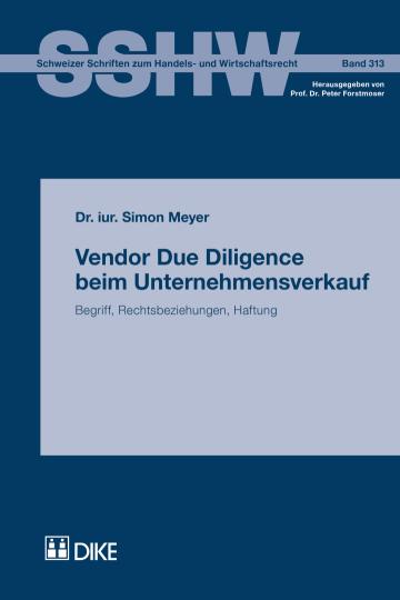 Vendor Due Diligence beim Unternehmensverkauf
