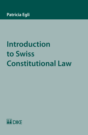 Introduction to Swiss Constitutional Law