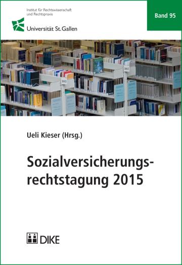 Sozialversicherungsrechtstagung 2015