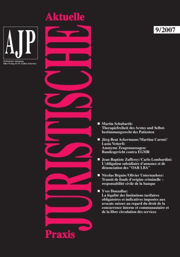 AJP/PJA 09/2007