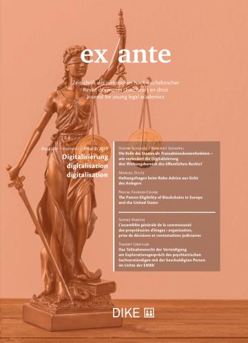 ex/ante 2/2019