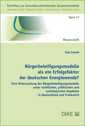 Bürgerbeteiligung als ein Erfolgsfaktor der deutschen Energiewende?