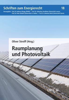 Raumplanung und Photovoltaik