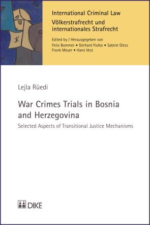 War Crimes Trials in Bosnia and Herzegovina