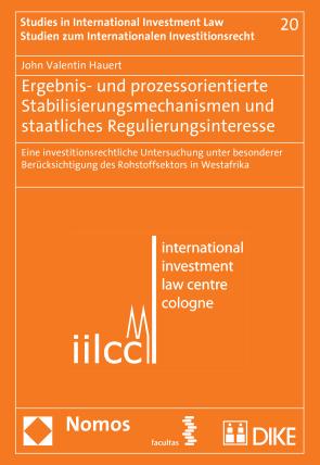 Ergebnis- und prozessorientierte Stabilisierungsmechanismen und staatliches Regulierungsinteresse