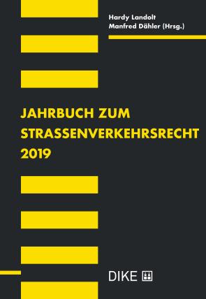 Jahrbuch zum Strassenverkehrsrecht 2019