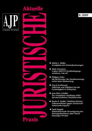 AJP/PJA 08/2009