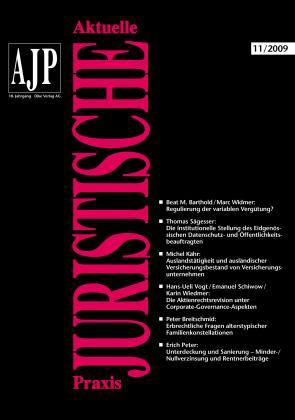 AJP/PJA 11/2009
