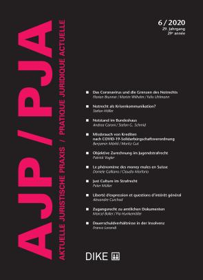 AJP/PJA 6/2020