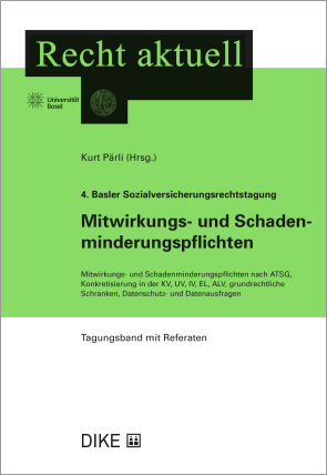 4. Basler Sozialversicherungsrechtstagung