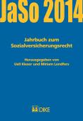 Jahrbuch zum Sozialversicherungsrecht 2014