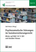 Psychosomatische Störungen im Sozialversicherungsrecht