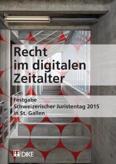 Recht im digitalen Zeitalter
